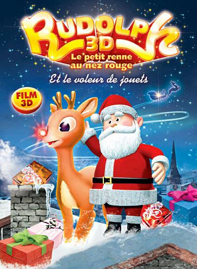Le Renne Au Nez Rouge : renne, rouge, Rudolph,, Petit, Voleur