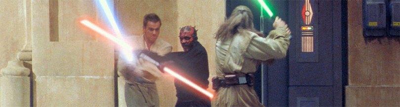 Star Wars, épisode I : La Menace fantôme