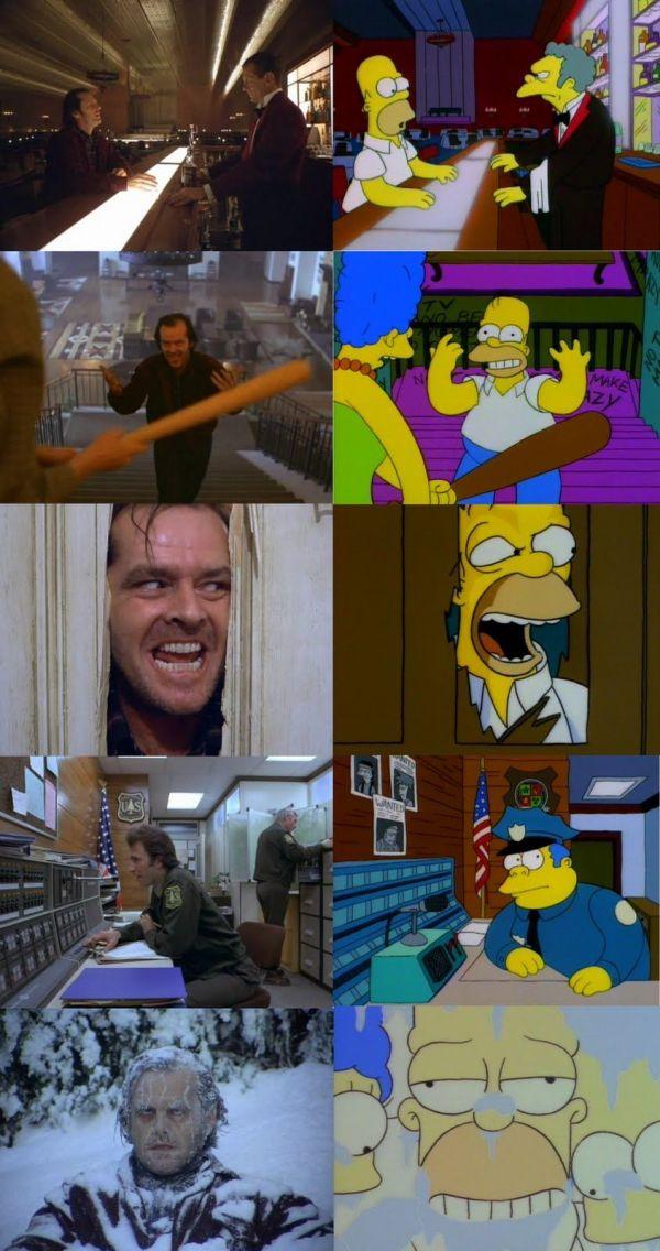 the-simpsons-the-shining-referencia-al-cine-de-Kubrick