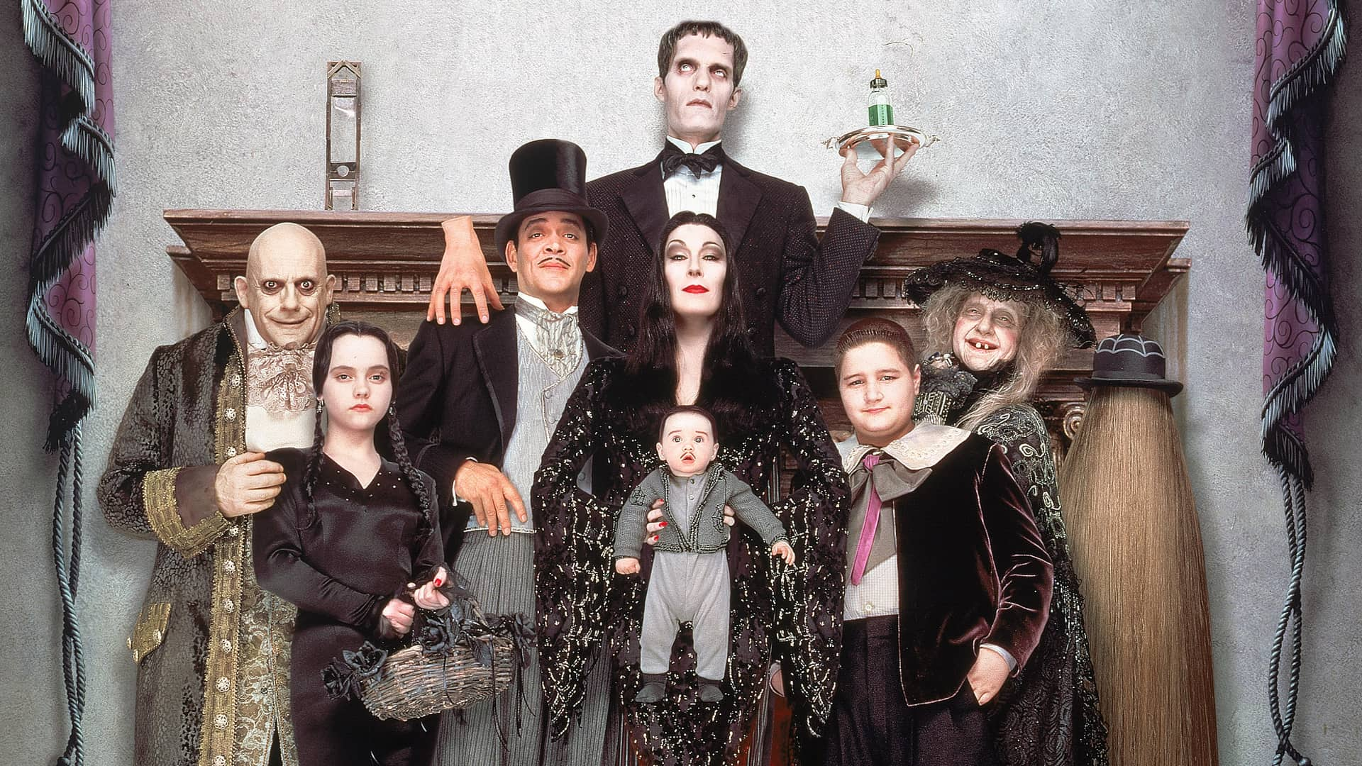 Celebrating The Addams Family's Thing: one of the best visual effects of the 1990s – Film Stories