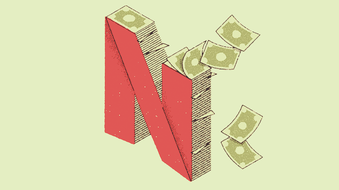 Netflix's Debt Mountain