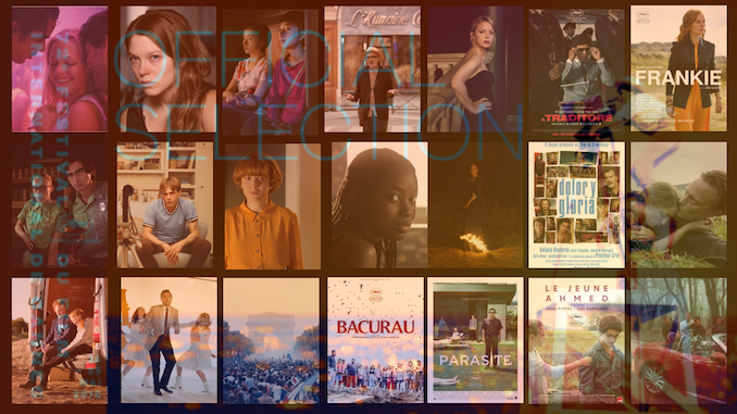 Cannes 2019: Official Selection