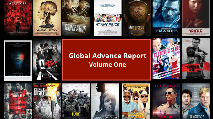 Global Advance Report (Vol. 1)