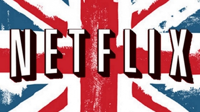 Netflix UK Rate Report