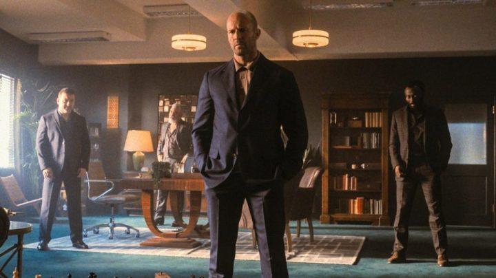Guy Ritchie és Jason Statham újra együtt | Wrath of Man előzetes