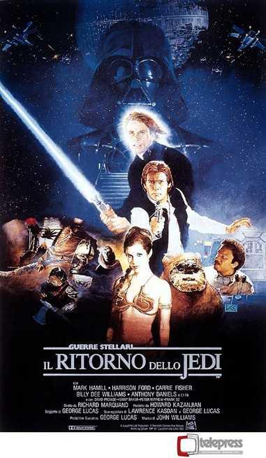 Il ritorno dello Jedi 1983  FilmTVit