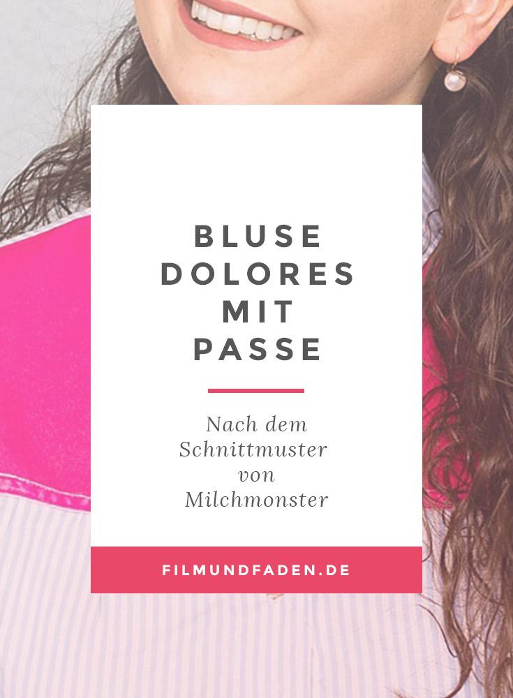 Bluse Dolores von Milchmonster