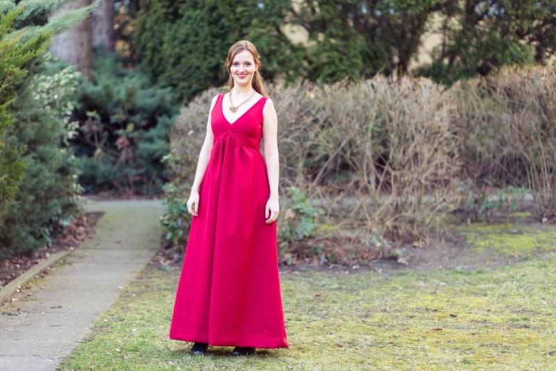 Burda Style – Boho Maxi Kleid