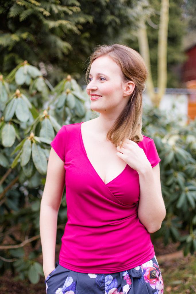 Wickelshirt Kristin