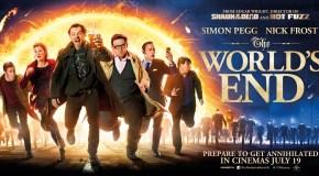 Filmkritik: The World's End