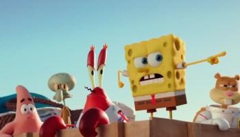 Spongebob Schwammkopf 3d 2015 Trailer Zum Neuen Film
