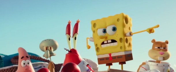 SpongeBob Schwammkopf 3D (2015): Trailer zum neuen Film!