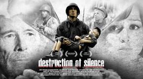 Destruction of Silence (2013): Filmkritik zur Blu-Ray
