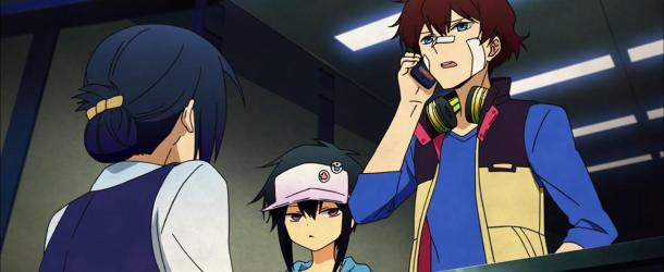 Hamatora – The Animation (Anime): Kritik zur Blu-ray, Volume 1 (Episoden 1 – 3)