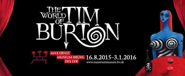 Tim Burton-Ausstellung: Brühl ist das neue New York
