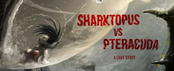 Trash!: SHARKTOPUS vs. PTERACUDA Kritik