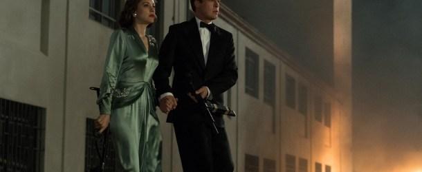 Allied – Vertraute Fremde: Trailer zum Drama mit Brad Pitt und Marion Cotillard (Werbung)