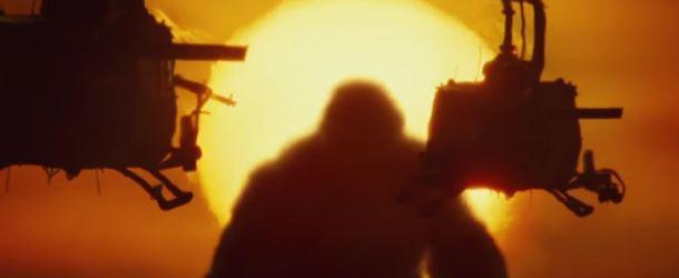 King Kong: Skull Island Trailer: Der König ist zurück