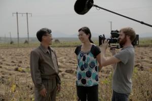 Sung-Hyung Cho ist selbst Protagonistin ©Kundschafter Filmproduktion GmbH