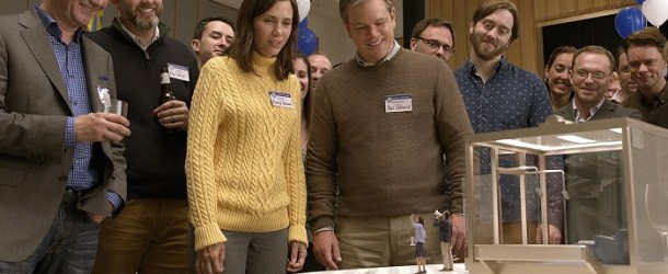 """Downsizing"":  Kritik der Science-Fiction-Komödie von Alexander Payne"