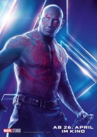 Drax marvel infinity war