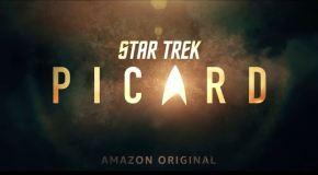 Picard Serie: Trailer zu neuen Star Trek-Serie mit Captain Picard