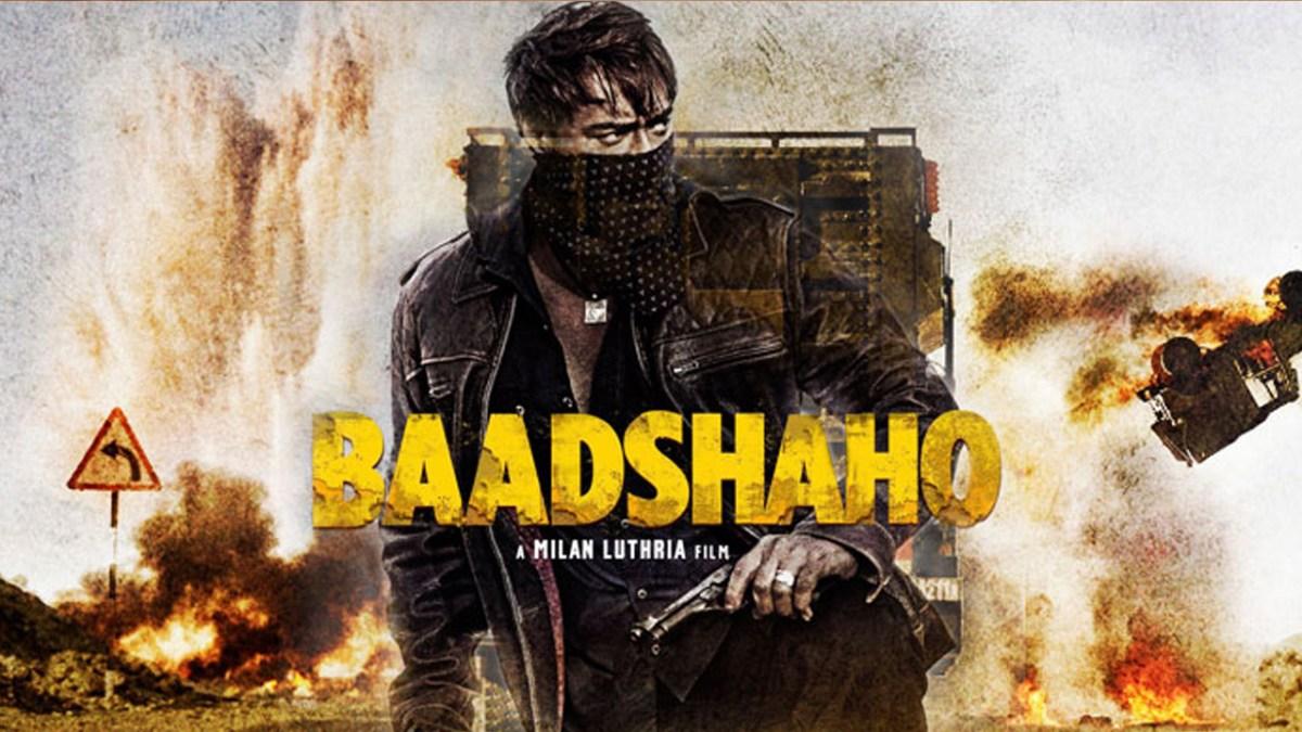 Baadshaho (2017) Ajay Devgan, Imran Hashmi