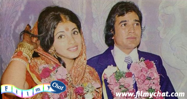 rajesh khanna and dimple Kapadiya