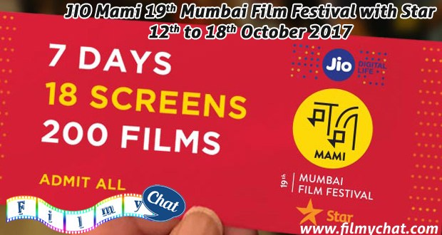 Jio MAMI 19th Mumbai Film Festival with Star 2017