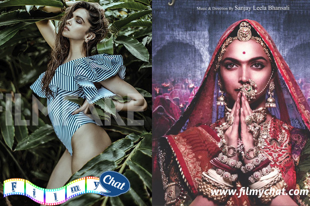 "Hot Deepika Photoshoot beside ""Padmavati"" dispute on Everest level"