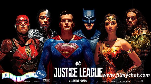 """Justice League"", a super bomb of box office"