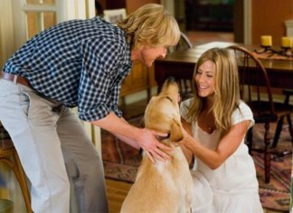 Marly And Me Best Movie for Dog Lovers