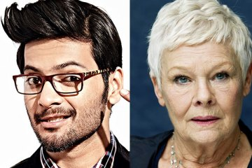 Ali Fazal to act with Academy Award Winner Judy Dench in 'Victoria & Abdul'