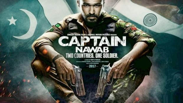 Emraan Hashmi, Spy Role, CAPTAIN NAWAB, Next Project, CAPTAIN NAWAB poster, filmy status