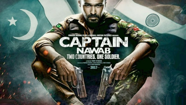Emraan Hashmi, Spy Role, CAPTAIN NAWAB, Next Project, CAPTAIN NAWAB poster, filmy status