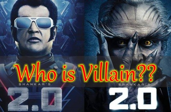 robo 2.0, 2.0, akshay kumar, rajno kanth, robo 2.0 villain,