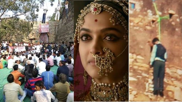 Padmavati Controversy Takes a Violent Move | Dead Body Found Hanging at Nahargarh Fort in Jaipur With a Note