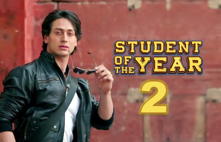 Student of the Year 2, Student of the Year 2 poster, Student of the Year 2 promo, Student of the Year 2 shooting, Student of the Year 2 news, Tiger Shroff , Tiger Shroff in Student of the Year 2