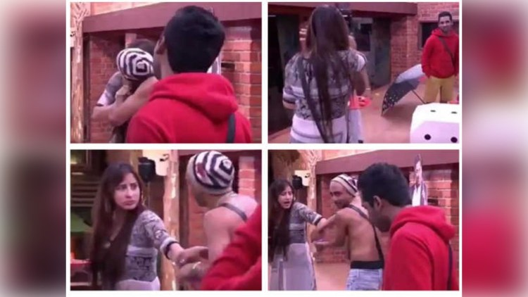 shilpa slaps akash for kissing her on lips,bigg boss 11,bigg boss 11 episode 1,bigg boss 11 full episode,bigg boss 11 live,bigg boss 11 all episodes,bigg boss 10,bigg boss 11 episode,bigg boss 11 promo,bigg boss 11 contestants,hina khan,akshara,shilpa shinde,akash dadlani,shilpa shinde bigg boss,tellymasala,telly masala,telly masala latest news,telly masala latest interview,priyank sharma,tellymasala bigg boss