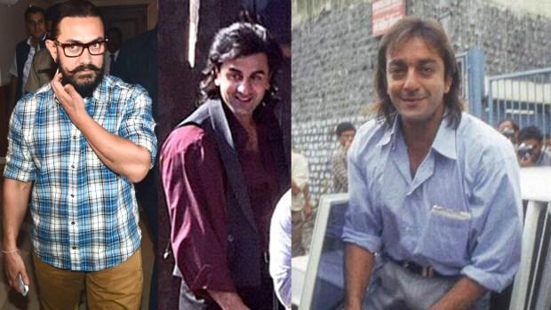Sanjay Dutt,Dutt Biopic,Sanjay Dutt Biopic,Aamir Khan's Cameo in Dutt Biopic,Ranbeer Kapoor as Sanjay Dutt,Manisha Koirala,Nargis,Dia Mirza,Maanayata Dutt,Anushka Sharma,Sonam Kapoor and Vicky Kaushal
