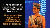 Virat Kohli Best Reply to Manushi Chhillar Question