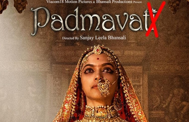 'Padmavati' to release on 25th January as 'Padmavat'