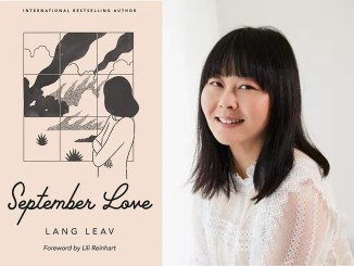 'September Love' by Lang Leav is a tender caress on a cold winter bed