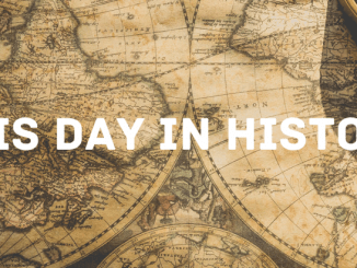 This Day in History - 26th November