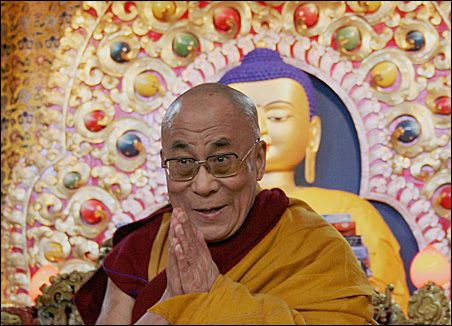 Angielskie słówka – Dalai Lama