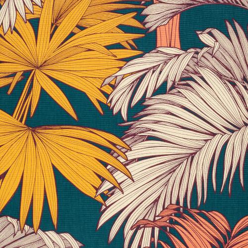 toile pour bain de soleil coton palma