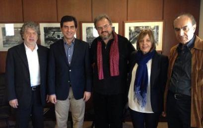 Συνεργασία Υπουργείου Παιδείας και Θρησκευμάτων με το Κρατικό Θέατρο Βορείου Ελλάδος