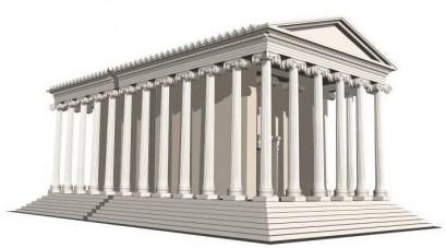 Εκπέμπουμε SOS για τον αρχαϊκό Ναό της Αφροδίτης στη Θεσσαλονίκη