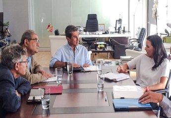 Συνάντηση Υπουργού Παιδείας, Α. Λοβέρδου με Υπουργό Τουρισμού κα Όλγα Κεφαλογιάννη