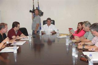 Συνάντηση Υπουργού Παιδείαςμε τους Κοσμήτορες των Φιλοσοφικών Σχολών και τους Προέδρους των Τμημάτων Φιλολογίας